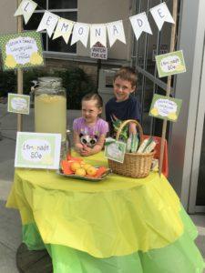 Carson and Emma's Lemonade and Treats