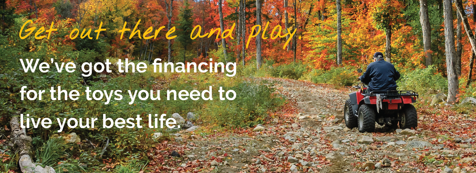 Fall Financing for Vehicles