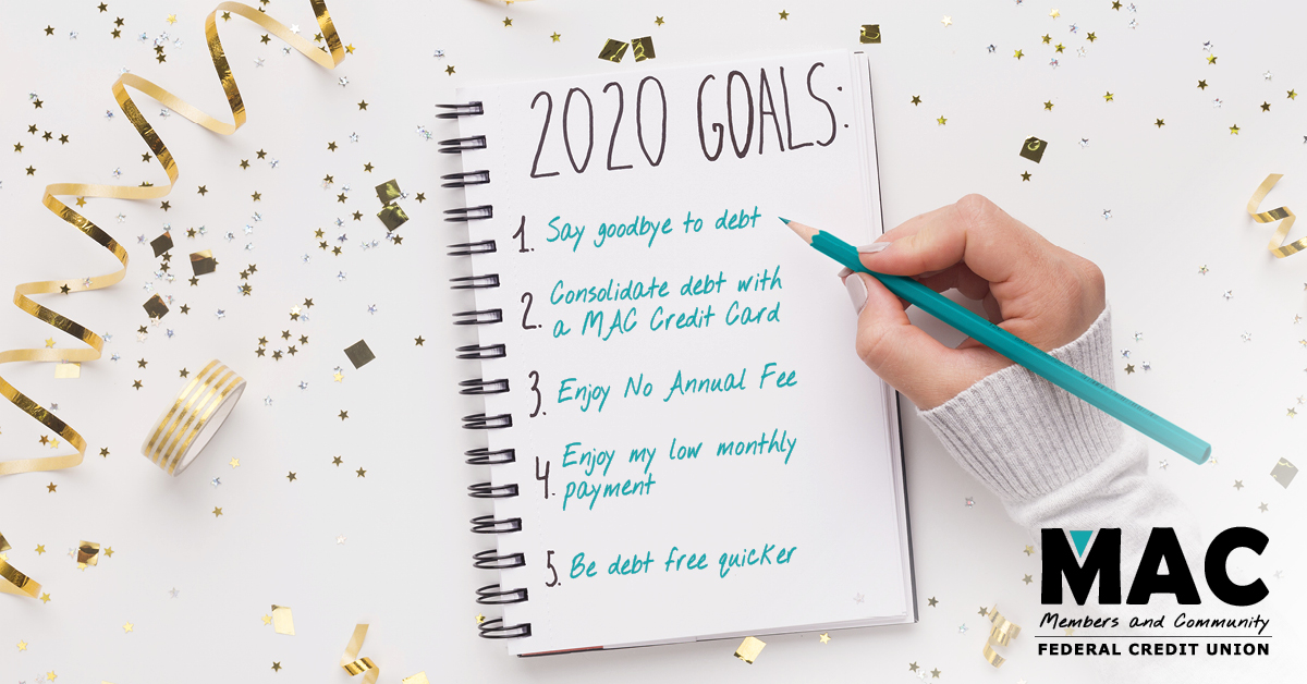list of financial goals