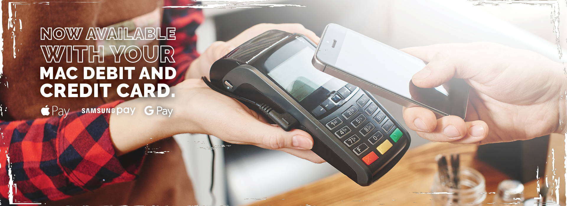 paying via phone